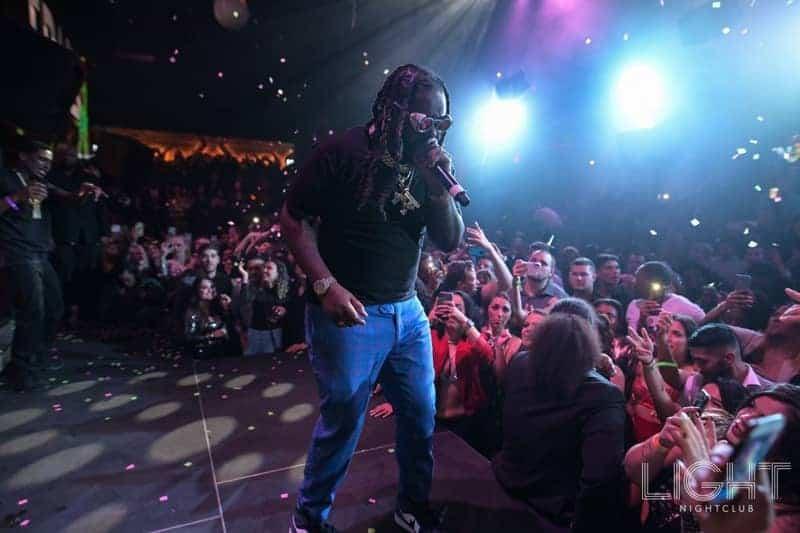 Light Nightclub Hip Hop