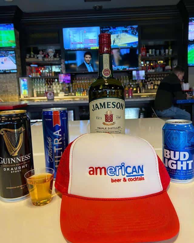 AmeriCAN Beer & Cocktails