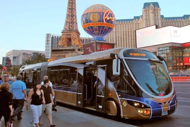 Las Vegas Bus