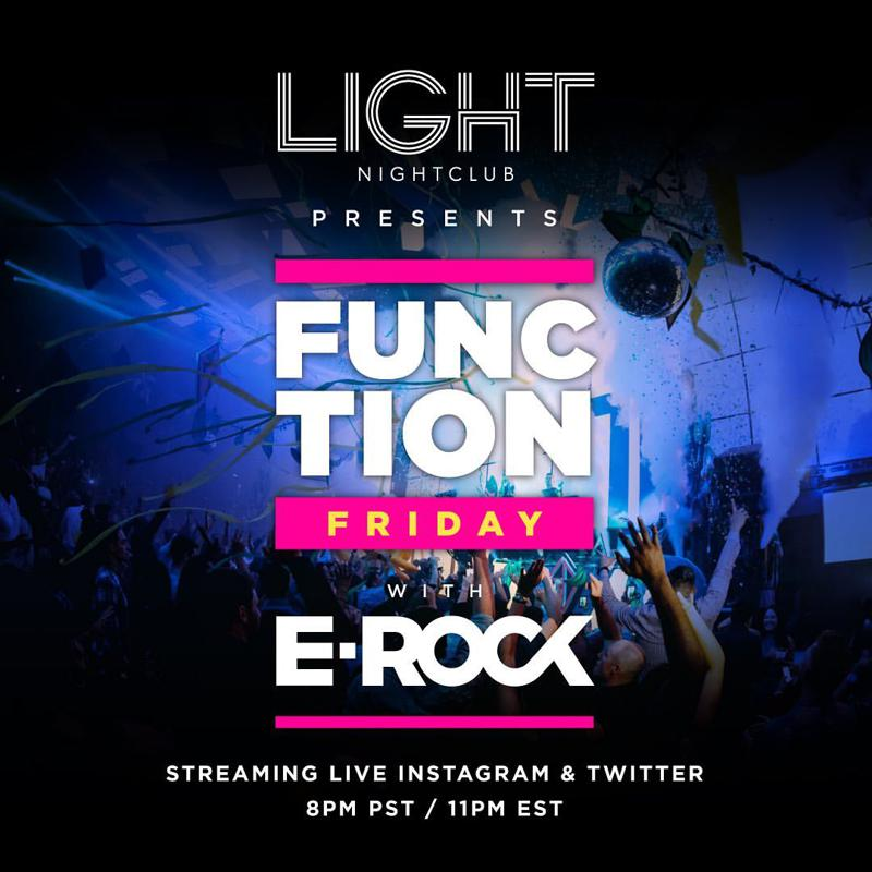Light Nightclub Events