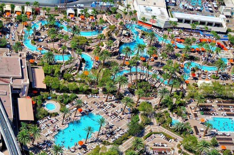 MGM Pool 1