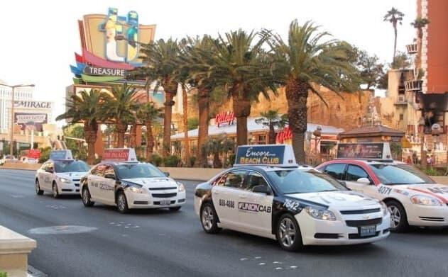 Taxi Las Vegas