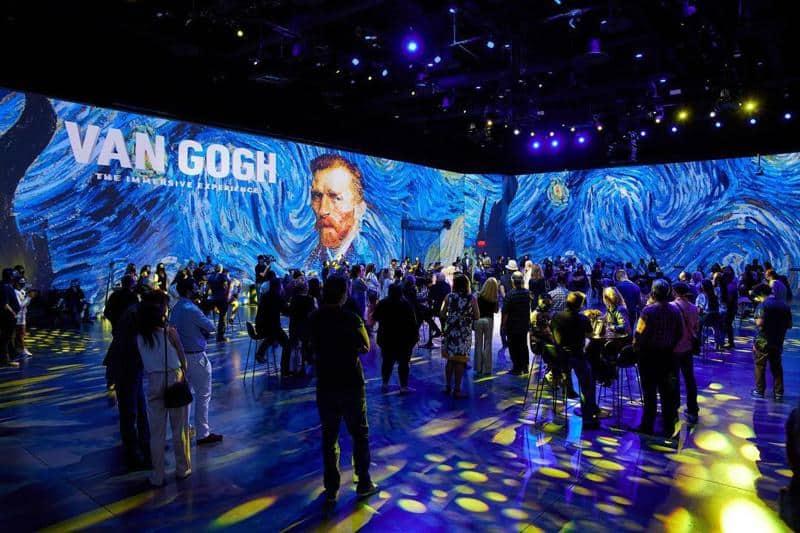 The Immersive Van Gogh Experience