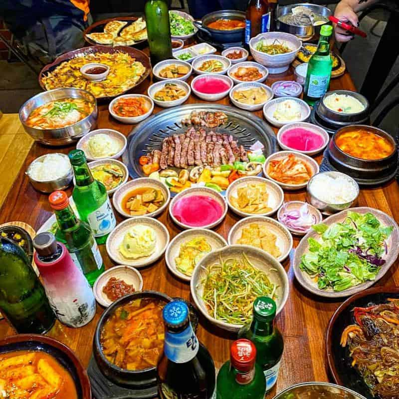 8 Ounce Korean Steakhouse 2