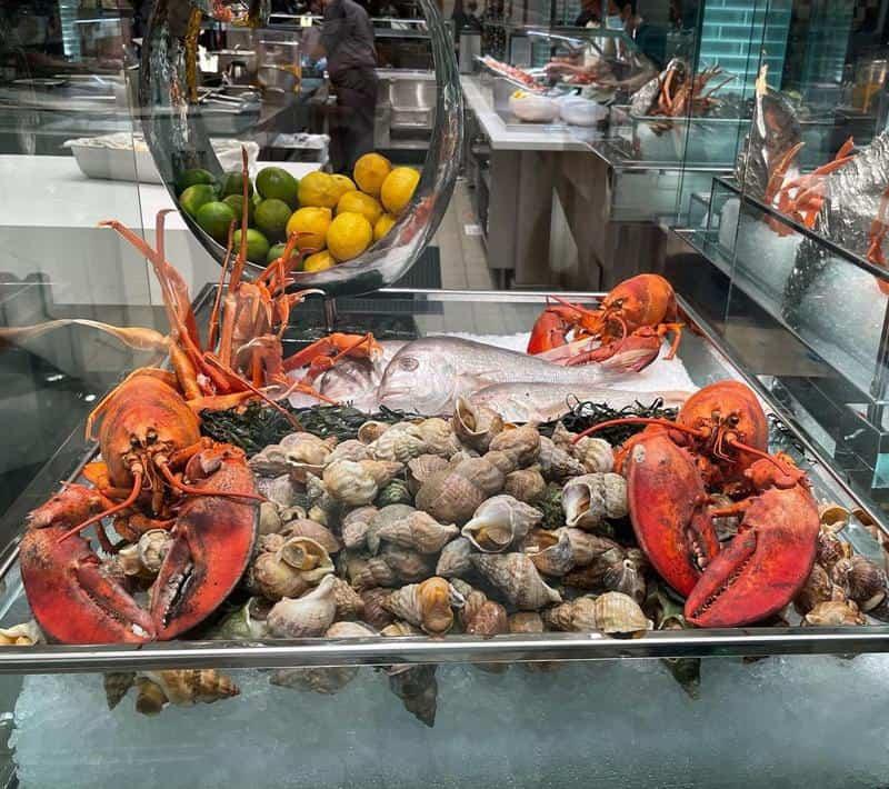 Bacchanal Buffet Seafood