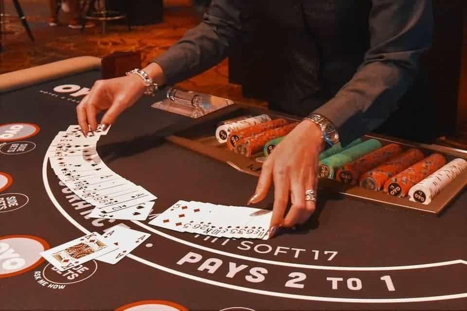 Cheapest Blackjack Tables in Vegas