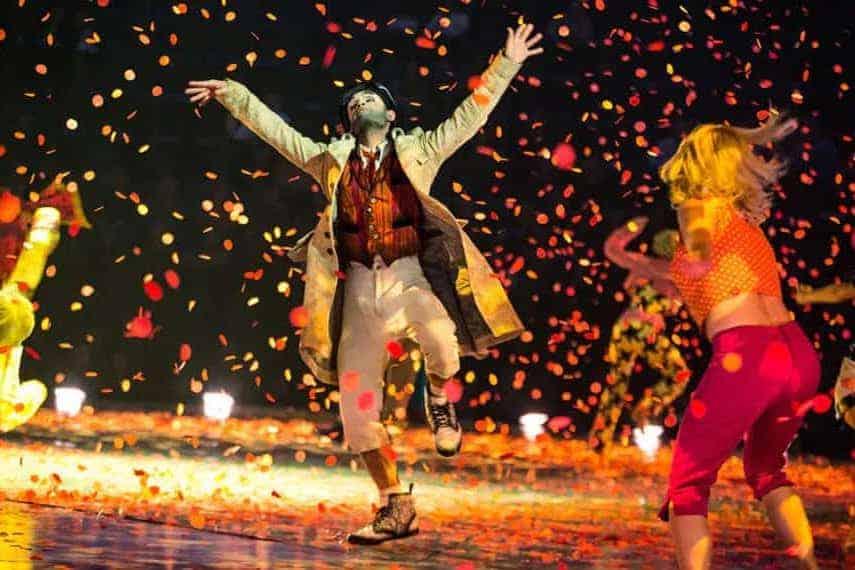 Cirque du Soleil Shows in Vegas