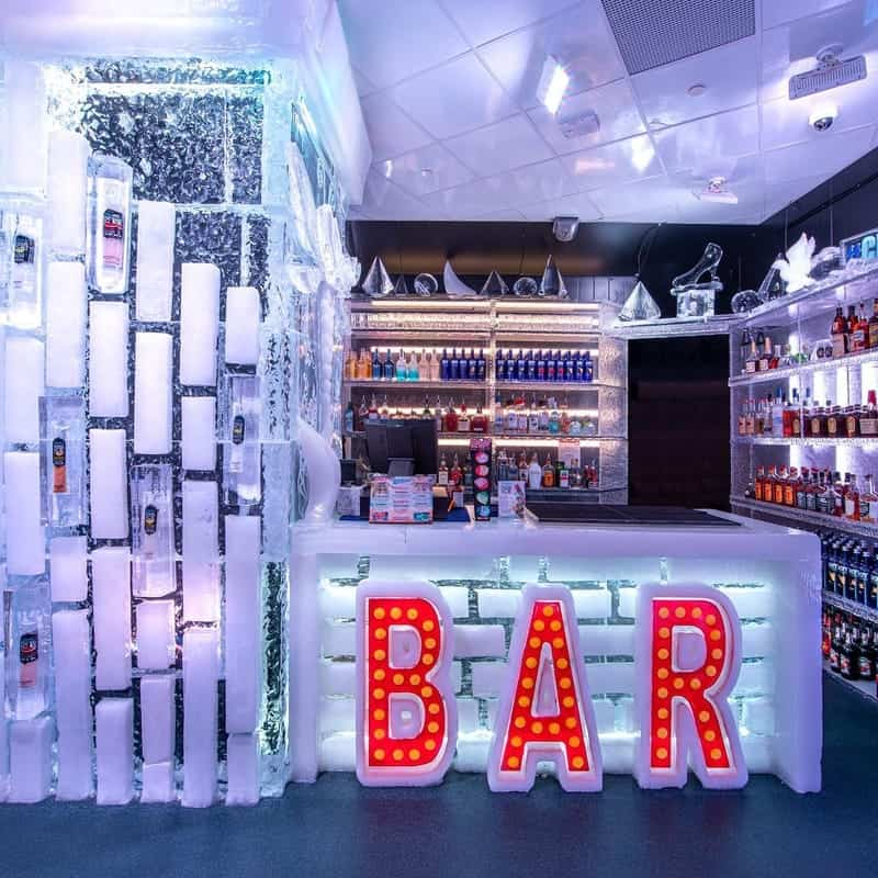 How Much Are Drinks at the Minus5 Ice Bar