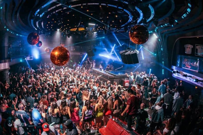 Jewel Nightclub Overview
