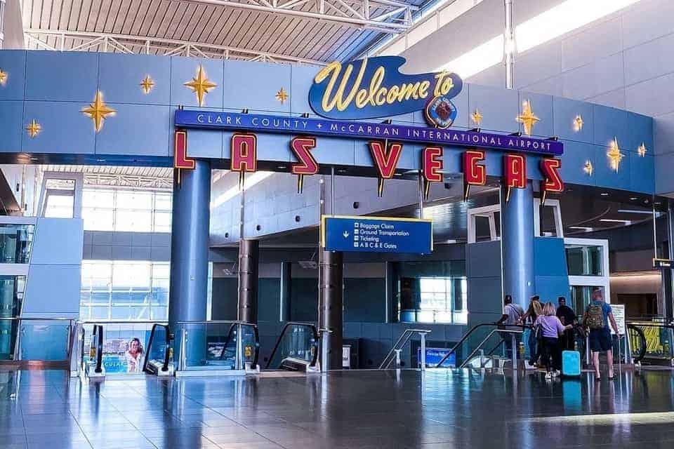 Las Vegas Airport Food
