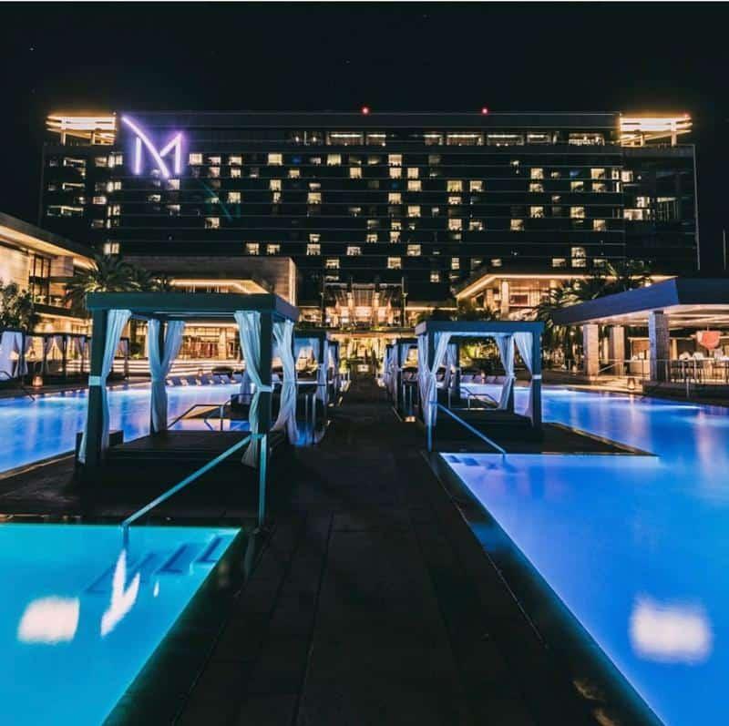 M Pool at M Resort 2