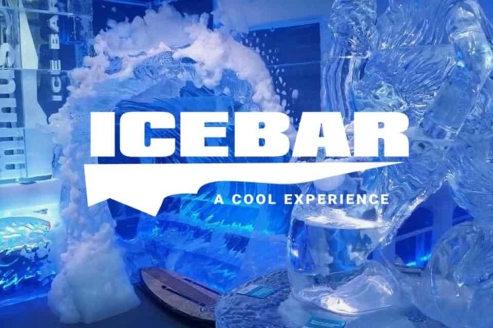 Minus5 Ice Bars