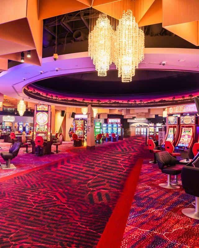 Mohegan Sun at Virgin Slot Machines