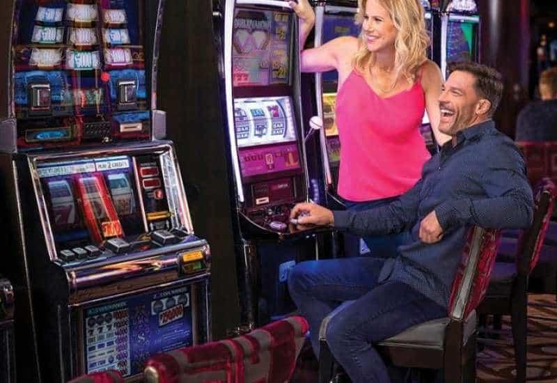 New York New York Slot Machines