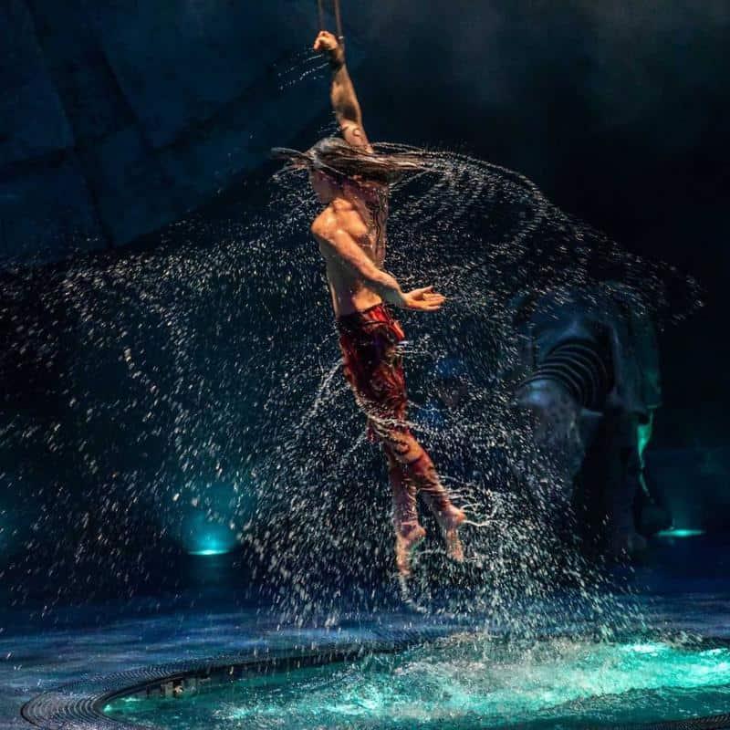 O by Cirque du Soleil 1