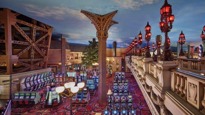 Paris Las Vegas Slot Machines