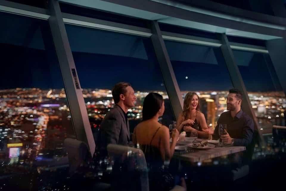 Rooftop Restaurants in Las Vegas