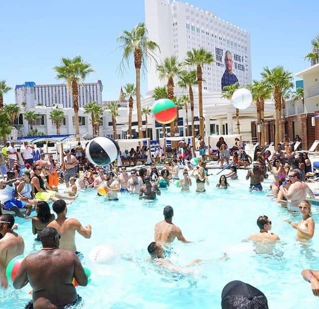 Tropicana Pool at Tropicana Resort 2