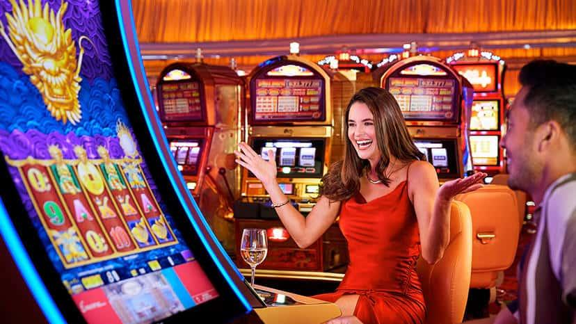 Wynn and Encore Casino Slot