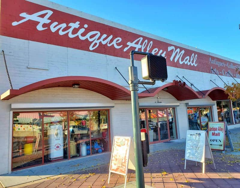 Antique Alley Mall 1