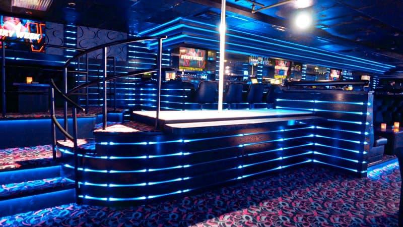 Cheetahs Club Las Vegas Overview
