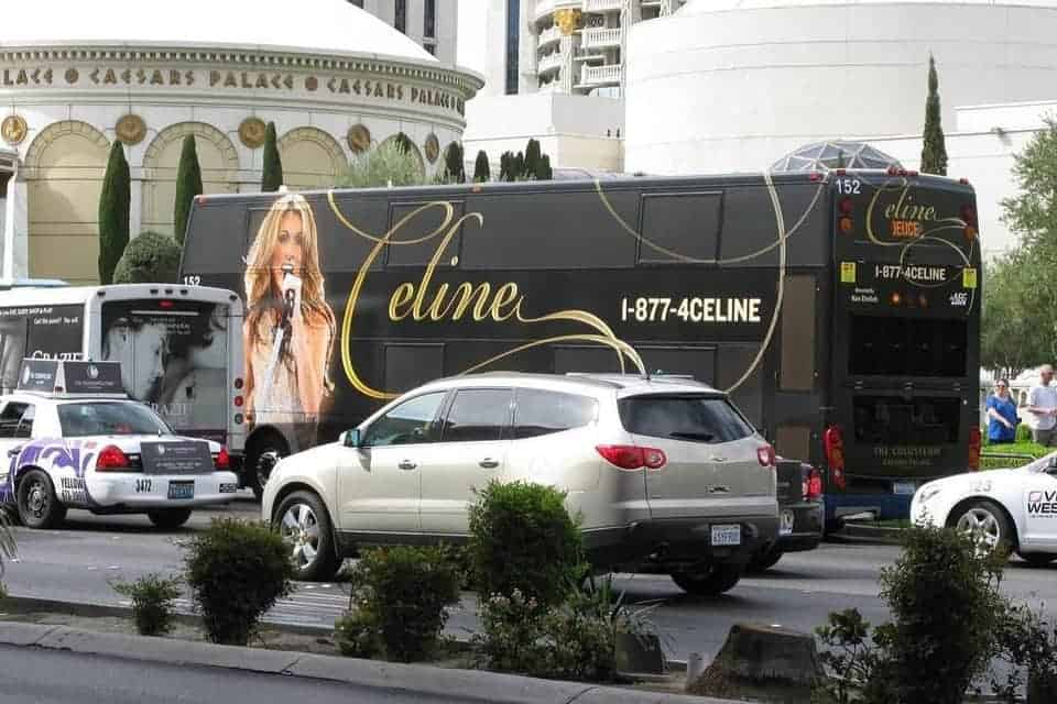 Deuce Bus Las Vegas