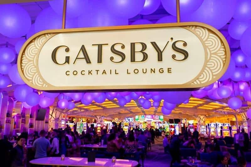 Gatsby's Cocktail Lounge