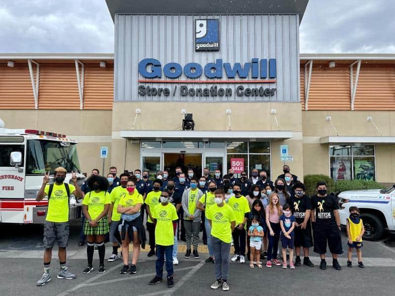 Goodwill Thrift Store 1