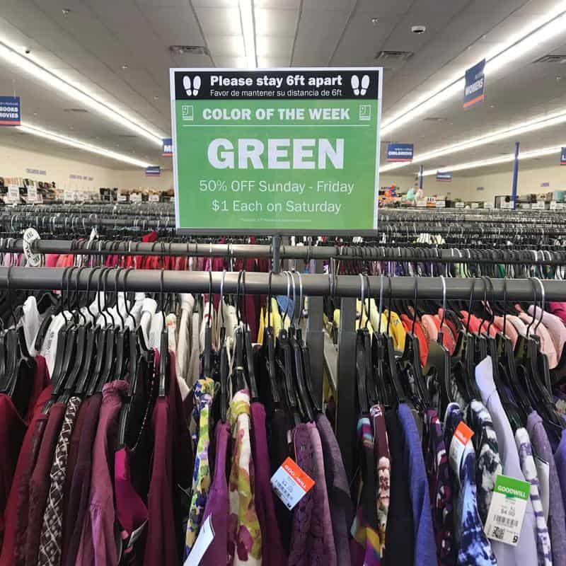 Goodwill Thrift Store 2