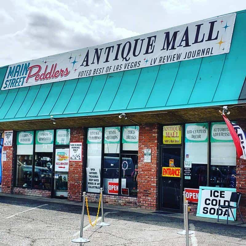 Main Street Peddlers Antique Mall 1