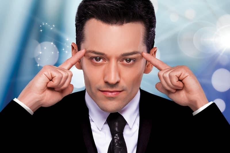Paranormal Mind Reading Magic Show