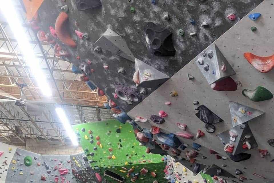 Rock Climbing Gyms in Las Vegas