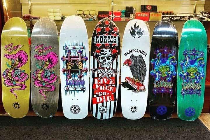 Skate Shops in Las Vegas