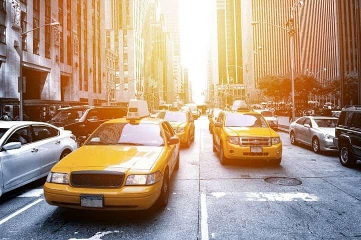 Taxi Fares In Las Vegas