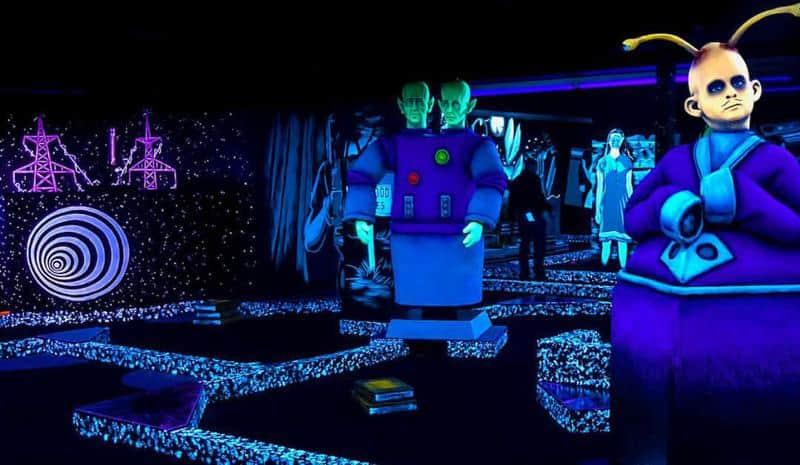 Twilight Zone By Monster Mini Golf 1